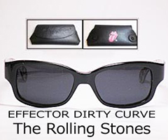 EFFECTOR DIRTY CURVE The Rolling Stones